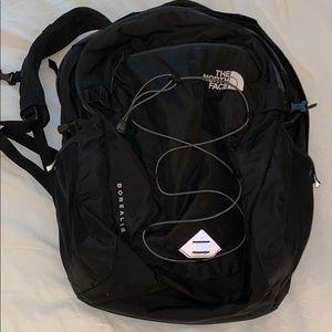 North Face Backpack (BLACK)